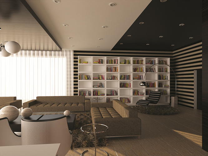 Interiorismo Para Vivienda Interior Design Project For A House In Bahrain